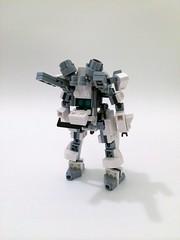 Excalibur New Lambda Driver (funnystuffs) Tags: metal robot lego flight full pack panic driver custom mecha excalibur mech lambda arbalest