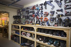 Over 2,000+ Tools available at our Tool Library