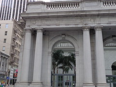 (sftrajan) Tags: sanfrancisco architecture financialdistrict marketstreet neoclassicalarchitecture sansomestreet albertpissis anglocalifornianationalbank angloandlondonparisnationalbank