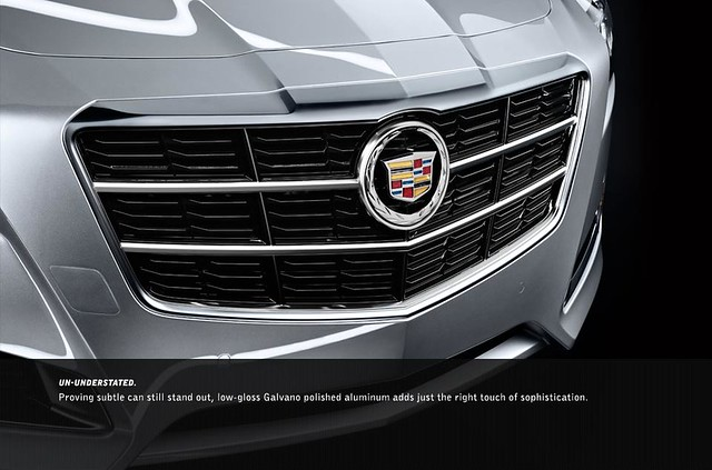 new all cadillac cts 2014