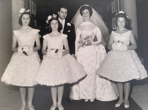 """004 - J & T with bridesmaids • <a style=""""font-size:0.8em;"""" href=""""http://www.flickr.com/photos/95373130@N08/14532179058/"""" target=""""_blank"""">View on Flickr</a>"""