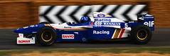 Damon Hill, Williams Renault FW18 (nic_r) Tags: 1 climb championship williams hill 1996 f1 racing renault formula formula1 fos goodwood motorsport 2014 festivalofspeed goodwoodfestivalofspeed damonhill williamsrenault fw18 williamsfw18