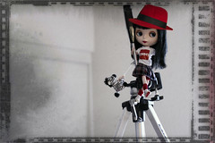 Blythe A Day ~ August 2014 ~ Day 4:  New Shoes