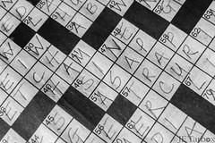 13AUG14b: crossword by tarboxje, on Flickr