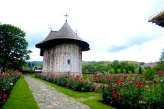 Humor Monastery (bbic) Tags: monastery romania bucovina unsco