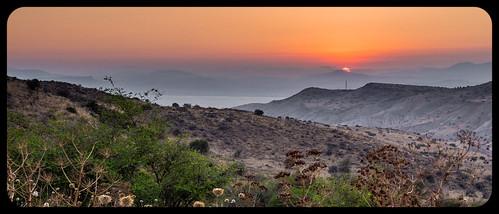 Galilee Sunset