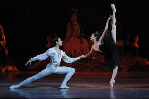 Your Reaction: The Mariinsky Ballet's Swan Lake 2014
