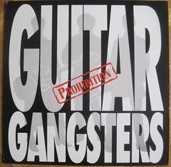 Guitar Gangsters LP (SanLorenzoSkins) Tags: punk lpcover agosto2014
