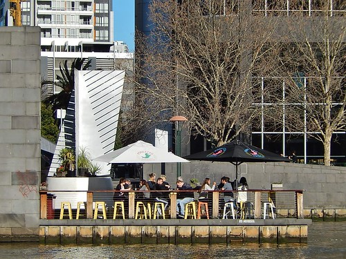 Cafe on the Yarra
