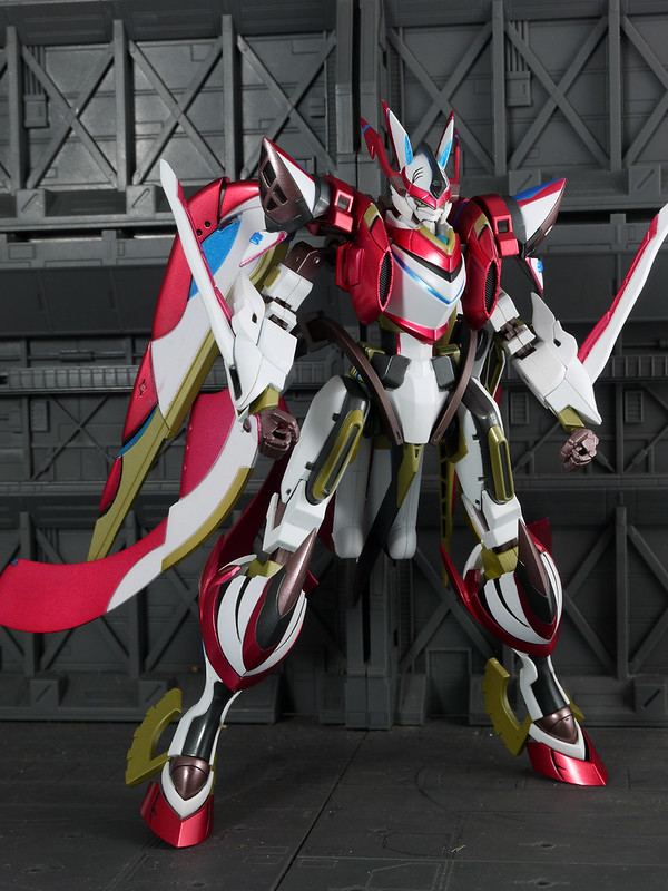 AHSMB-005 RED FIVE-LEADER