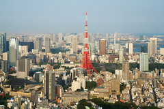 Tokyo Tower|Tokyo Japan (TommyYeung) Tags: tokyo tokyotower 東京鐵塔 lovelycity