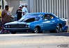 Challenger R/T drag car (scott597) Tags: blue columbus ohio car race drag trails national mopar rt challenger nats 2014
