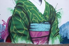 Wunagai (Fin DAC) Tags: urbanart ibiza geisha asianpop urbanaesthetics findac urbanfemales