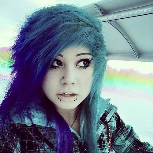 hot emo girl pictures