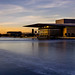 Almost sunset at the Opera (Denmark #34 Copenhagen Opera)