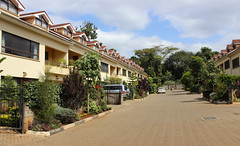 Residential Nairobi, Kenya (SE9 London) Tags: africa county city houses house town kenya african nairobi capital class afrika middle kenia afrique