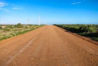 Transnet private road (iron ore line)