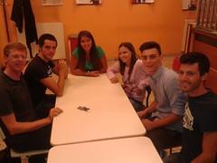 """14.09.12 al termine della S.Messa per la Festa patronale don Alessio ha incontrato gli adolescenti e giovani presenti • <a style=""""font-size:0.8em;"""" href=""""http://www.flickr.com/photos/82334474@N06/15071952900/"""" target=""""_blank"""">View on Flickr</a>"""