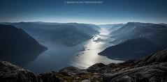 Sunday View (Bjarne Lund (Djmurre)) Tags: nature norway norge natur fjord hordaland fjords 2014 oksen bjarnelund
