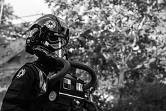 Training Day VI - 501st Spanish Garrison (III) (basair) Tags: madrid trooper training star starwars day lucas spanish fist empire stormtrooper 501st wars vader retiro legion garrison 501stlegion imperialtrooper