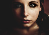 Day by day (Christine Lebrasseur) Tags: portrait people woman brown france art wet canon bathroom teenager fr gironde léane saintloubes allrightsreservedchristinelebrasseur