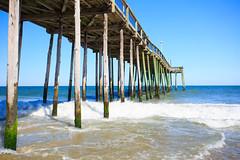 Ocean City Beach, MD (Jemlnlx) Tags: ocean city summer sun beach canon lens landscape eos pier dock sand angle mark iii wide scenic maryland nd boardwalk l 5d usm split polarizer 06 ef 1740mm f4 circular graduated density neutral tiffen ultrasonic