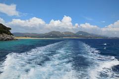 White water (In Explore) (Steenjep) Tags: holiday greece ferie zakynthos grækenland