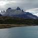 Los Cuernos from Lago Pehoé