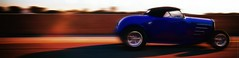 On The Road Again... (Brad Worrell) Tags: road car drive automobile hotrod turnpike roadster