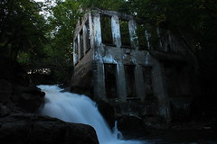 """The """"Carbide"""" Willson Ruins In Gatineau Park. ( SNAPShots  by: Patrick J.Whitfield) Tags: camera longexposure trees summer sky plants sun mist lake ontario canada mountains macro green slr nature wet water beautiful grass clouds creek canon river garden outdoors photography eos rebel landscapes waterfall moss spring woods backyard scenery rocks village mud quebec hiking path wildlife exploring ottawa peaceful lookout creepy hills adventure growth trail dew valley swamp views gatineau marsh benches forests mothernature breathtaking middleofnowhere upcloseandpersonal t3i greatescape onewithnature clearbluesky gettindirty iphone5 follow4follow like4like lazyshutter"""