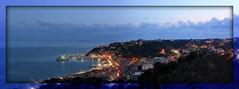 Arenzano by night (freguggin2010) Tags: landscape star nikon liguria filter paesaggio