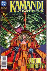 Kamandi Earth's End No 6 (Trevor Durritt) Tags: comic ebay cover kamandi