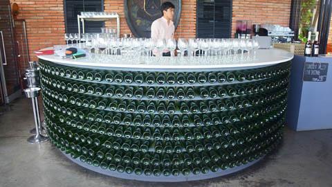 Hua Hin Hills Wine Tasting 9