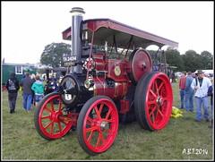 1901 Marshall Convertible Tractor 'The Hermit' Works No. 35978 (Alan B Thompson) Tags: suffolk picasa olympus 2014 henham sp590uz