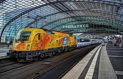 Color Train Berlin HBF