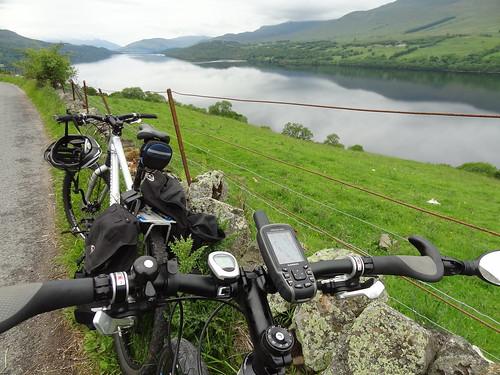 View of Loch Tay towards Killin (2)