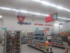 Pharmacy (Random Retail) Tags: retail store tn supermarket pharmacy former kmart johnsoncity 2015 superkmart kmartsupercenter