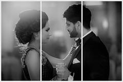 The First Dance (Kam Sanghera) Tags: canon eos 5d mark iii ef70200mm f28l is ii usm ef 70200mm nik efex silver define black white bw wedding engagement first dance 1st portrait 70200 mm analog