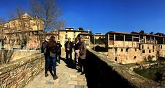 Visita a la ciutat de vic medieval