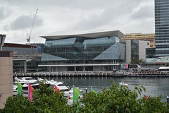 Darling Harbour - Autumn in the rain 2017 (nicephotog) Tags: bay water dock harbourside shopping centre ultimo pyrmont sydney nsw darling harbour