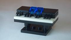 Brick Yourself Custom Lego Digital Keyboard Piano