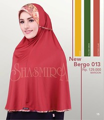 New Arrival!!!  CHARISMA OBSERFASHION ☝Hijab Collections Limited Stock  NEW BERGO 013 Material : Spandex Sutra Colour    : Maroon. Gold. Yellow green. Potters Clay Price       : IDR 129k  Be Smart... Be Attractive... Be Trendy... and... Be Charism... Wit (firaya_azzahra) Tags: gamis busanamuslim shawl shasmirapalembang newcatalogue kerudungsyari veil newcollections shasmira bajumuslim hijab tunik vest jilbabpraktis jilbab kerudungpraktis kerudung hijabers longdres trendywear moslemwear newproduct tudung dress hijabcollections newarrival jilbabspandex