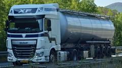 NL - nameless DAF XF 106 SSC (BonsaiTruck) Tags: nameless daf xf 106 lkw lastwagen lastzug silozug truck trucks lorry lorries camion silo bulk citerne powdertank