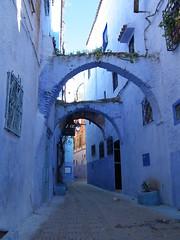 Chefchaouen (AJoStone) Tags: morocco chefchaouen blue