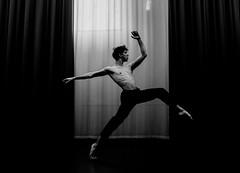 DancePhotoLondon (cath dupuy) Tags: tags beta ballet dance dancer balletdancer monochrome maledancer studio