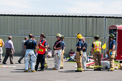Full Scale Exercise 6.3.2014 (Dane County Regional Airport) Tags: wisconsin unitedstates madison msn madisonairport fullscaleexercise jrj fullscaleexercise14