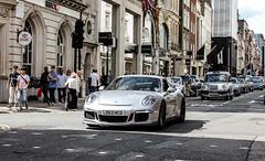 They're Back! (Reece Garside | Photography) Tags: street summer sun london history car canon 911 harrods knightsbridge porsche bond rare supercar porsche911 991 gt3 spotter hypercar 911gt3 worldcars