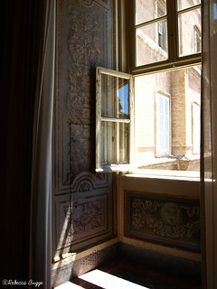 Vatican window