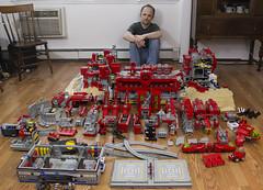Modules! (Blake Foster) Tags: lego foster modular blake module afol mtron