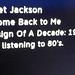 Janet Jackson Sonic Tap Screen Pic
